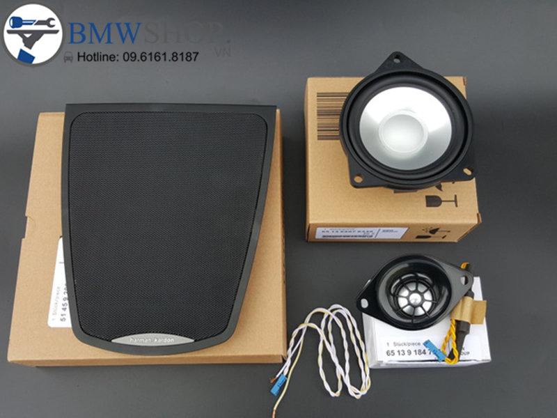 Loa center Harman/Kardon BMW F10
