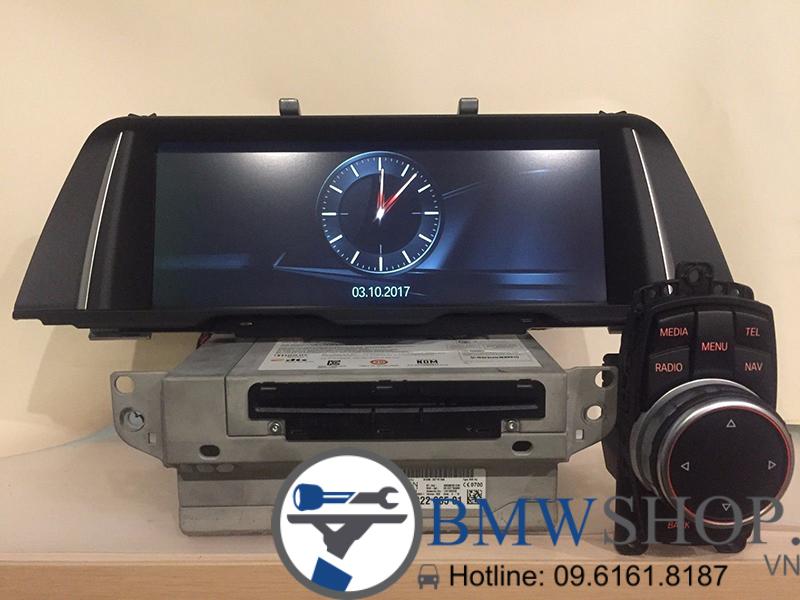 BMW NBT 2 Evo with GPS for BMW F10 F11 5 series 2